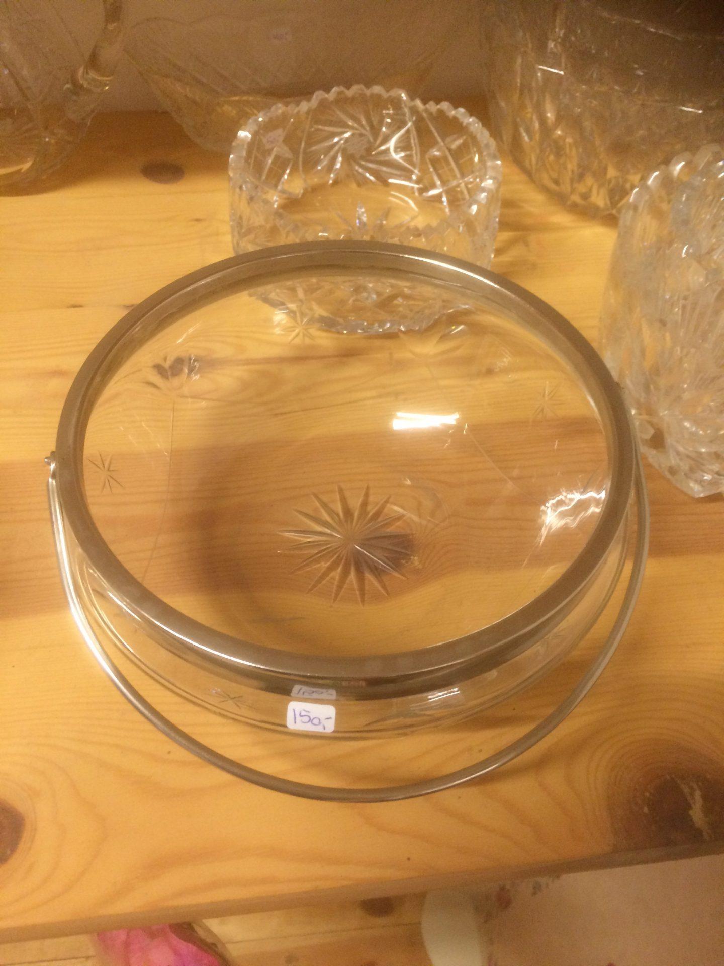3/30Next glas skål pris 150kr.